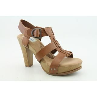 Dr. Scholls Womens Candid Leather Sandals (Size 9)