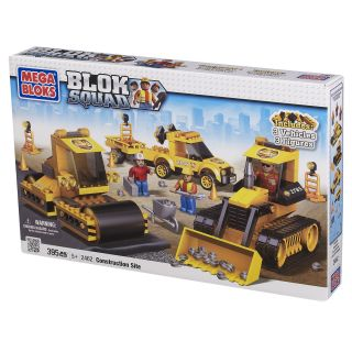 Mega Bloks Blok Squad Ultimate Construction Site