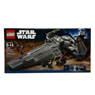 LEGO Star Wars Darth Mauls Sith Infiltrator Toy Set (7961
