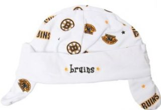 Boston Bruins Baby Beanie with Ear Flaps Clothing