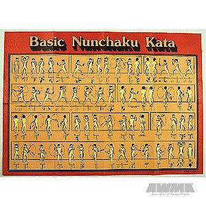 Basic Nunchaku Kata: Sports & Outdoors