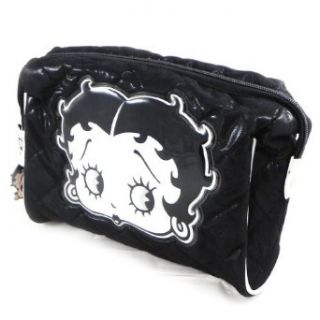 Toiletry Betty Boop black.: Clothing
