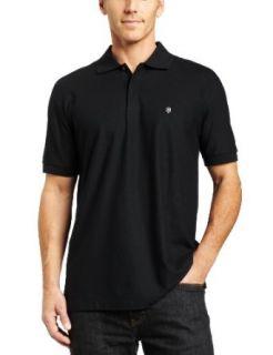 Victorinox Mens Strauss Polo With Chest Logo, Black, X