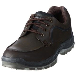 Deer Stags Mens Pacific Dark Brown Oxfords