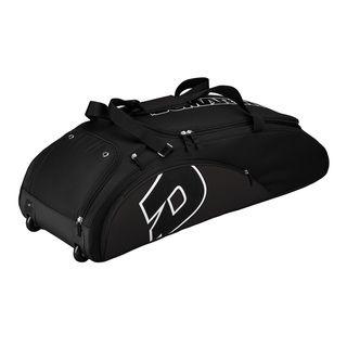 Demarini Black Vendetta Wheel Bag