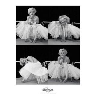 Poster Marilyn Monroe Ballerine (Maxi 61 x 91.5cm)   Achat / Vente