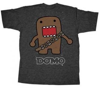 Star Wars Domo Rock Band Domo kunT shirt Clothing