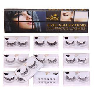 Shany Cosmetics Eyelash Extend Luminous Lashes Assorted Reusable