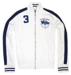Polo Ralph Lauren Men Double Big Pony Logo Full Zip Jacket