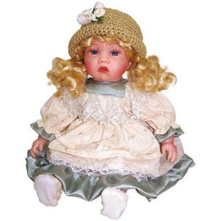 Traditions 20 inch Emma Collectible Doll