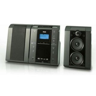 RCA RS2181i 20 watt iPod Docking Audio System (Refurbished