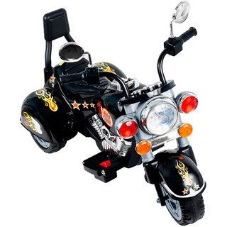 Rockin Rollers? Boss Chopper Battery Powered Trike