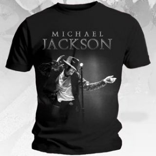 Michael Jackson   This Is It Grab Mens S/S T Shirt In
