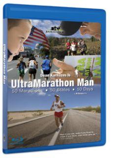 UltraMarathon Man 50 Marathons   50 States   50 Days (Blu ray Disc