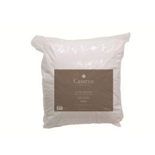 CASATXU Lot de 2 oreillers 1er prix 60 x 60 cm   Coloris  Blanc