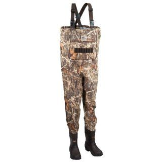 Hodgman Waterfowl Breathable Zippered Chest Wader with EVA