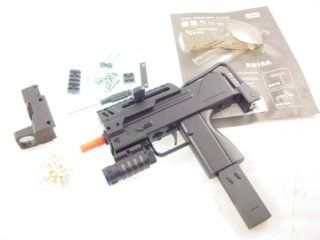 NEW AIRSOF GUN   MODEL MACK 11 UZI Movie Replica SE