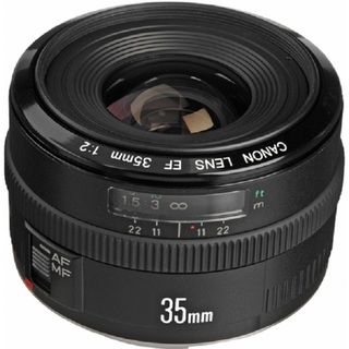Canon EF 35mm f/2 Wide Angle Lens