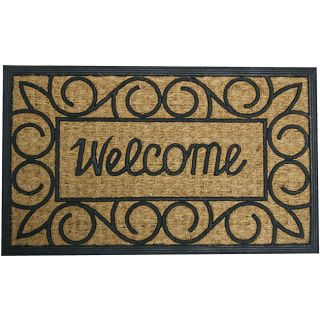 Cal Welcome Home Again Entrance Mat (18 x 32)