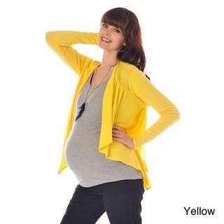 Lilac Clothing Womens Olive Stripe Samantha Cardigan