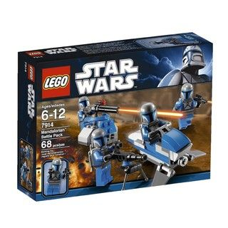 LEGO Star Wars Mandalorian™ Battle Pack 7914