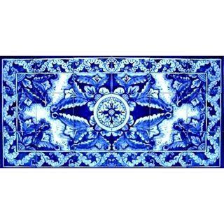 Architectural Borazjan Design 18 Ceramic tile Wall Art