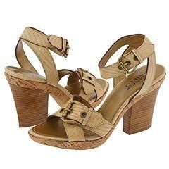 Franco Sarto Arena Wheat Tejus Sandals (Size 10)