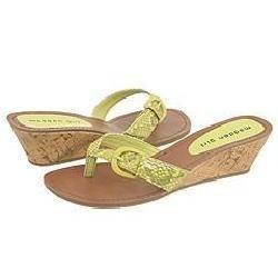 Madden Girl Wallie Green Paris Sandals