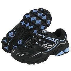 Saucony Grid® Excursion TR3 W Black/Blue Athletic