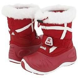 Kamik Kids Charmed (Toddler/Youth) Red Boots