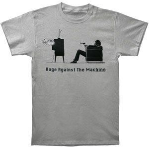 Rage Against The Machine   T shirts   Band Clothing
