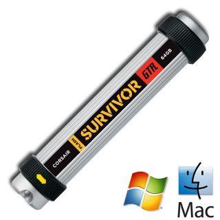 Corsair Flash Survivor GTR 64 Go   Achat / Vente CLE USB Corsair Flash