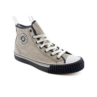 PF Flyers Mens Center HI Basic Textile Casual Shoes