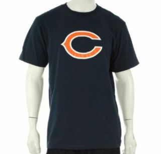 NFL Chicago Bears Logo Premier Tee Shirt Mens Clothing
