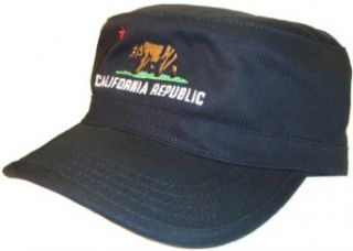 Decky California Republic Flat Top Cadet Style Baseball
