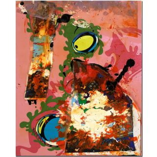 Miguel Paredes Urban Collage III Canvas Art