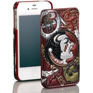NCAA Florida State Seminoles 3D Luxe Cover for iPhone 4/4S