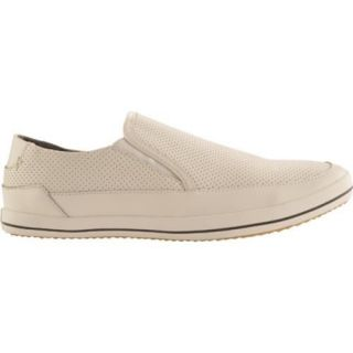 Mens Steve Madden Weldon White Leather