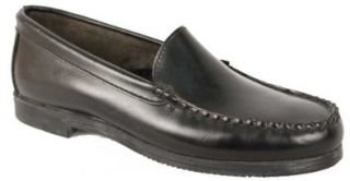 Dexter Black Loafers T393 1 M 7 Ladies Shoes Shoes