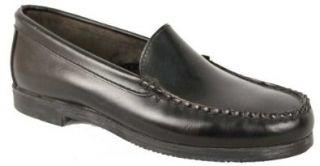 Dexter Black Loafers T393 1 M 7 Ladies Shoes Shoes