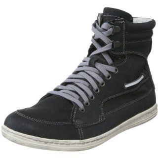Diesel Mens Idol High Top Sneaker,Licorice,7 M US Shoes
