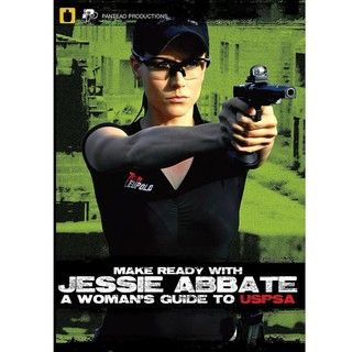 Make Ready with Jessie Abbate A Womans Guide to USPSA DVD