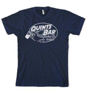 Quints Bar Marine Rentals t shirt funny movie t shirt