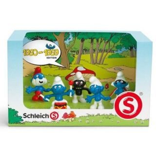 Schleich   41255   Coffret Schtroumpfs 60 69 20 cm X 11 cm X 12 cm