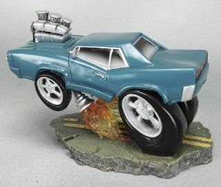 Thunder   Collectible replica Hot Rod from Monster Rides