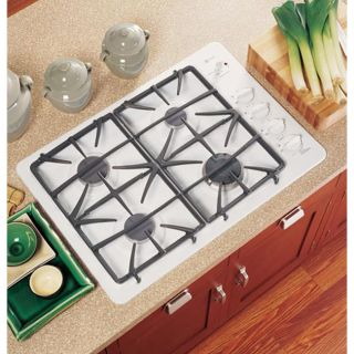 GE Profile 30 inch Built in Gas Cooktop