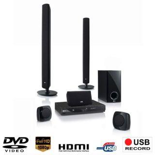 Etat correct   Home cinéma DVD 5.1   Puissance audio 330 W   Prise