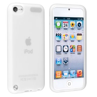 BasAcc Clear Silicone Skin Case for Apple® iPod touch Generation 5