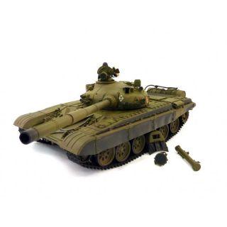 Char T 72 M1 RTR 124   Achat / Vente MODELISME TERRESTRE Char T 72 M1