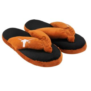 Texas Longhorns Womens Flip Flop Thong Slipper